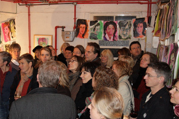 Vernissage Amy